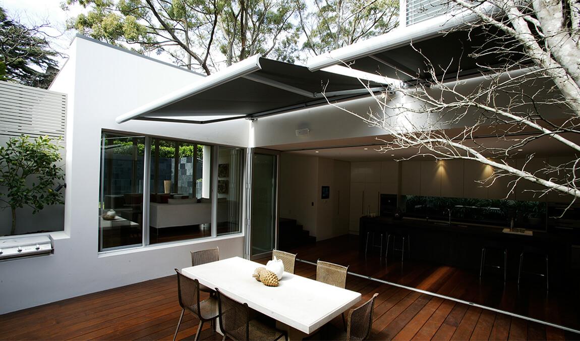 Balcony Patio Awnings - Awnings Sydney - Sunteca