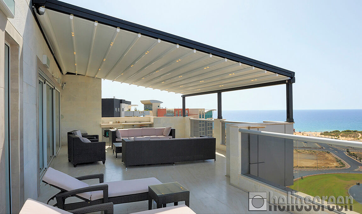 Retractable Roof Systems Awnings Sydney Sunteca